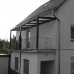 Изготовление металлоконструкций: балконы